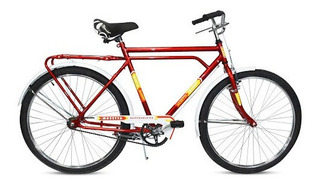 Bicicleta Musetta Barranquera Hombre Rod. 26 - Racer Bikes