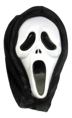 Imagem 1 de 2 de Máscara De Halloween Pânico