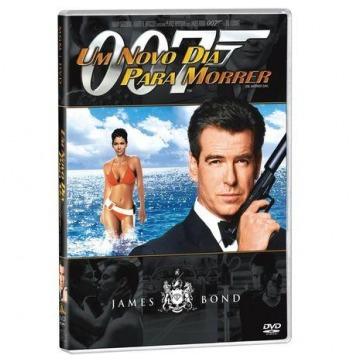 007 - Um Novo Dia Para Morrer Dvd Duplo Original