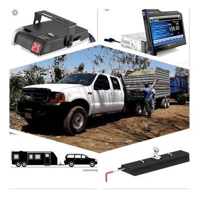 Ford F350 Xl 4x4 Super Duty Winch Turbo Diesel