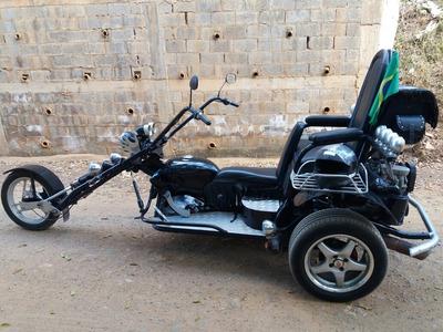 Triciclo Ap 1.6 Atman Falcon