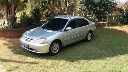 Honda Civic 2001 1.7 Ex Aut. 4p