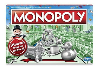 Monopoly Clasico Nuevo Envio Gratis!!!