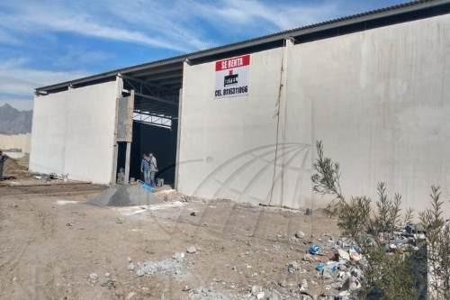 Bodegas En Renta En Valle De Lincoln, García