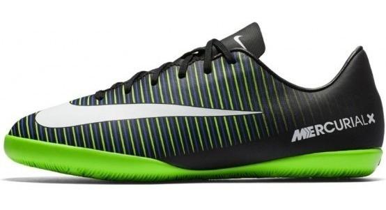 Zapatos De Futbol Sala Para Niños Nike Mercurial X Vapor