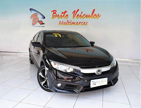 Honda Civic 2.0 16v Flexone Exl 4p Cvt 2017