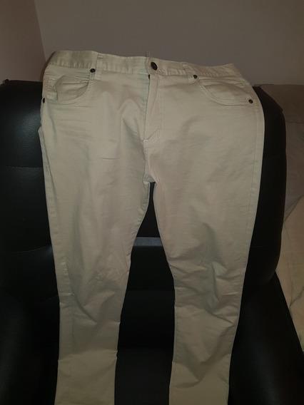 Pantalon De Gabardina Chupin Polo Club 44