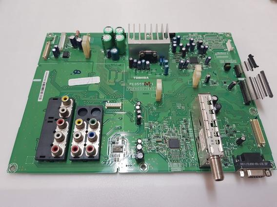 Placa Principal Tv Semp V28a00074401