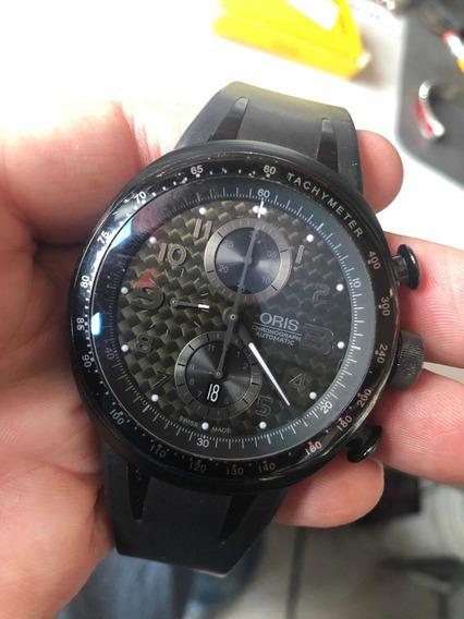 Oris Tt3 Chronograph 7611 Black