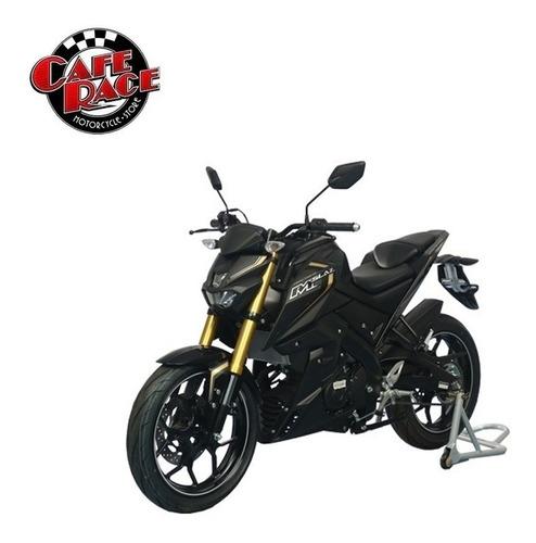 Nash Naked 250cc   Caja 6ta   100% Financiada Con Bbva.