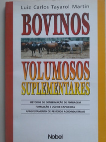 Livro Bovinos - Volumosos Suplementares