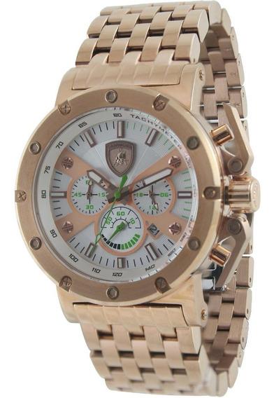Relógio Masculino Lamborghini Lb90030653m Coleção Ferruccio