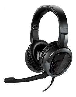 Auricular Gamer Msi Immerse Gh30 Gaming Headset Pc Microfono