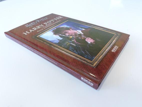 Livro Do Box Harry Potter Guia Cinematográfico Capa Dura