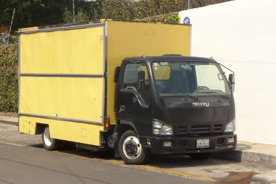 Remato Camion Isuzu Elf 400 Con Caja Seca