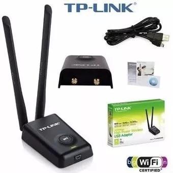 Adaptador Usb Tl-wn8200nd 300mbps Tp-link Prec: 25& Nuevo