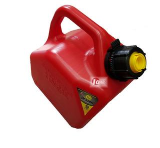 Bidon Combustible 5 Litros Nafta Diesel Pico Vertedor Driven