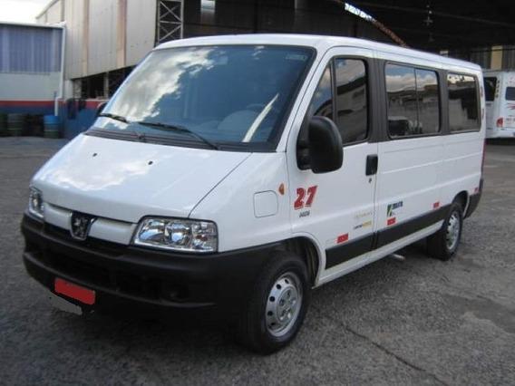 Van Peugeot Boxer Executiva De Único Dono Só Fretamentos
