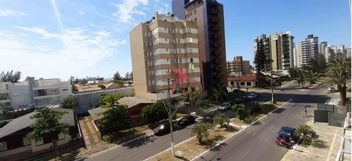 Apartamento Com 2 Dormitórios À Venda, 63 M² Por R$ 400.000,00 - Praia Grande - Torres/rs - Ap1365