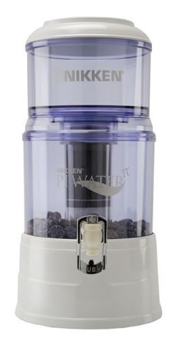 Filtro De Agua Alcalina Purificador Nikken Pimag Pi Water