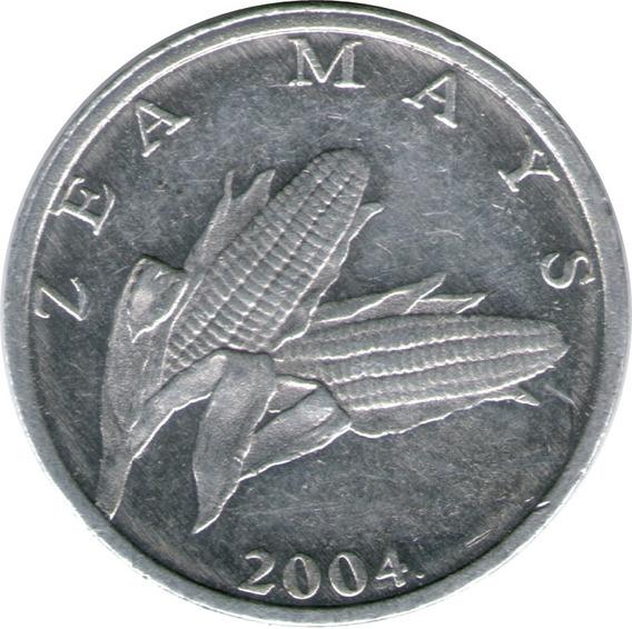 Spg Croacia 1 Lipa 2004 Maiz Leyenda En Latin Vs Años Dispo