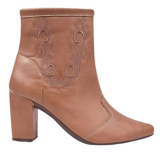 Bota Coturno Sapato Feminino Chiquiteira Chiqui/4035
