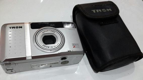 Camera Tron Com Capa. Sem Testar. Cod 21