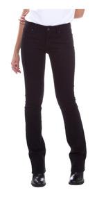Calça Jeans Levis Feminina 715 Bootcut Preta