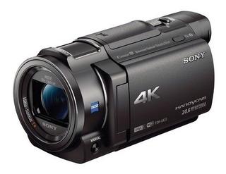Camara Sony De Video Fdr-ax33/bc Uc2