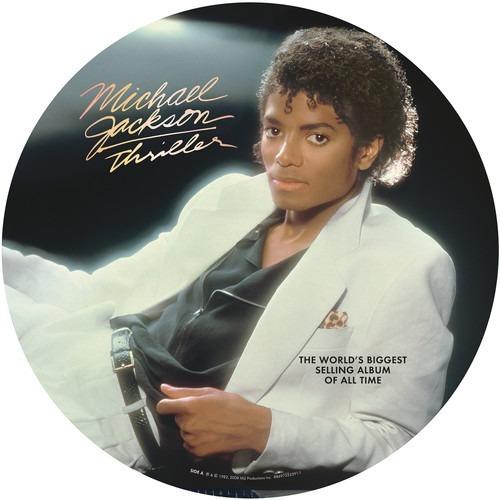 Vinilo Michael Jackson Thriller Picture Disc