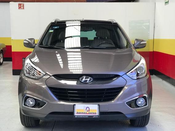 Hyundai Ix-35 Limited 2015