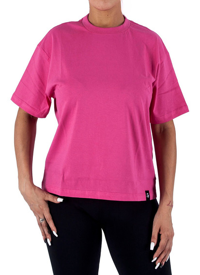 Remera Topper Basicos Magenta Mujer