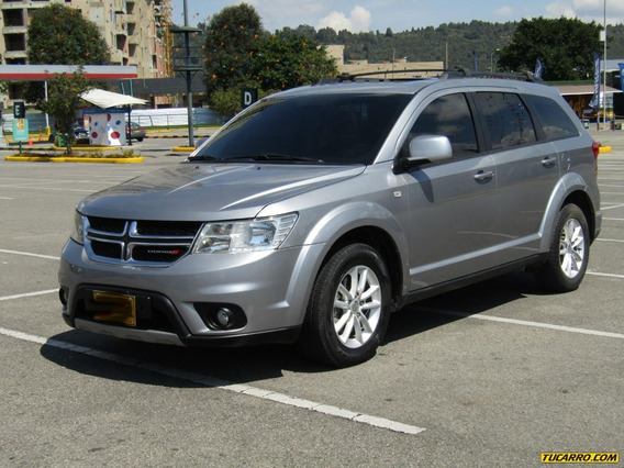 Dodge Journey Sxt Tp 2400cc Aa 4x2 7psj Ct