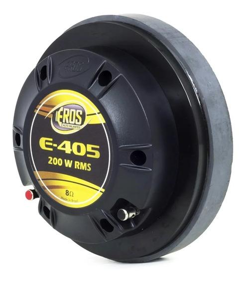 Driver Eros E-405 200w Rms Fenólico 4 Polegadas 8 Ohms