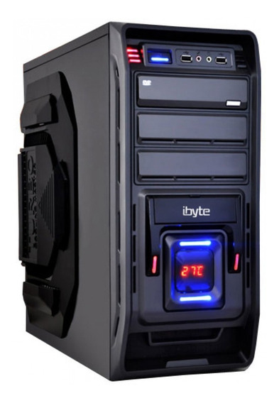 Computador Ibyte Gamer Igw10 I7-4790 8gb Gtx 960 Pc Desktop