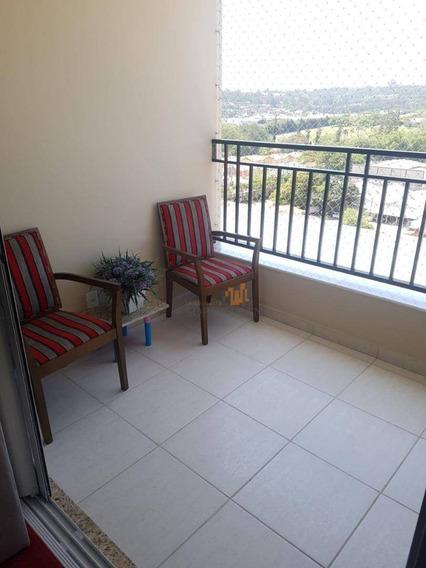 Apartamento Á Venda Em Sorocaba/sp Com 3 Dormitórios Em Condomínio, 95 M² Por R$ 515.000 - Ap0010