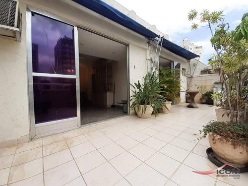 Cobertura Com 2 Dormitórios, 110 M² - Venda Por R$ 1.180.000,00 Ou Aluguel Por R$ 4.000,00/mês - Flamengo - Rio De Janeiro/rj - Co0139