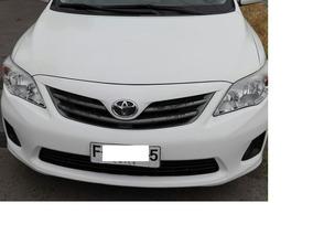 Toyota Corolla 1.6 Xli Año 2014