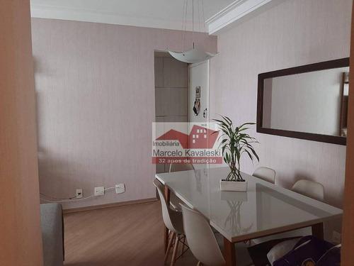 Apartamento Com 3 Dormitórios À Venda, 71 M² Por R$ 530.000,00 - Mooca - São Paulo/sp - Ap13284