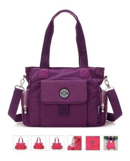 Bolsa Grande Repelente Al Agua Shoulder Bag Crossboby Bag M1