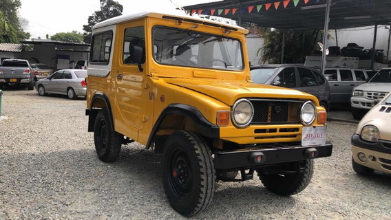 Daihatsu F20 4x4 Campero Cabinado