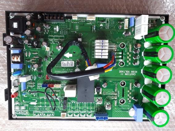Placa Eletrônica Da Condensadora Lg Modelo Auuq48g H1