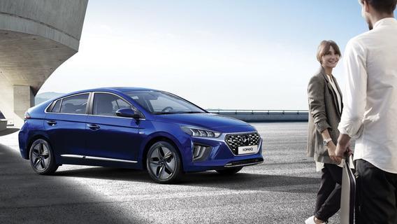 Nuevo Hyundai Ioniq 0km