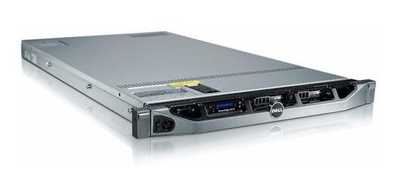 Servidor Rack Dell R410 2x Quadcore / 16gb Ram E 2x 250gb Gb