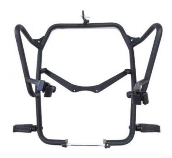 Protetor De Motor E Carenagem Chapam Com Pedal - Tenere 250
