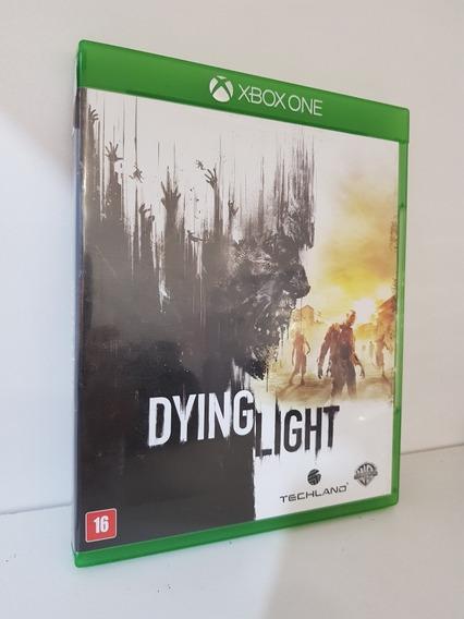 Dying Light Xbox One Mídia Física Usado Português