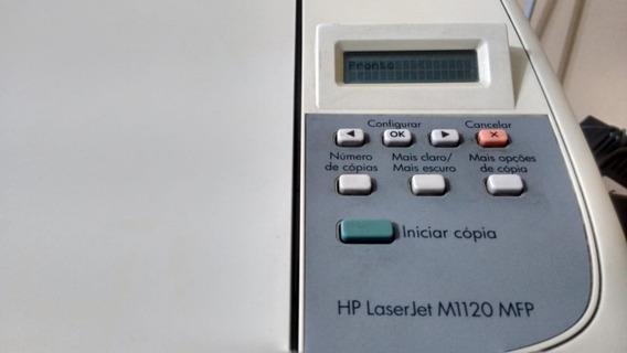 2 (duas) Imp. Laser Multif. Hp M1120(36a) + Hp 3050 (2612a)