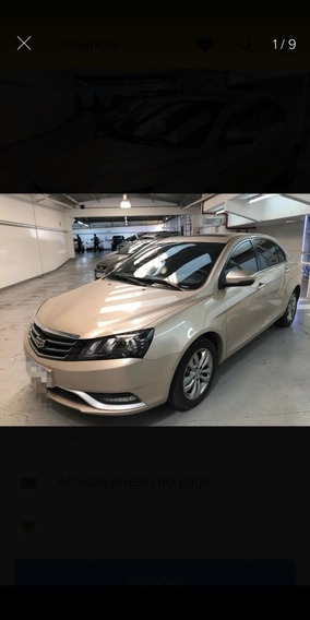 Geely Emgrand Fe 3 Gl