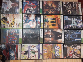 Juegos De Xbox360 Copias