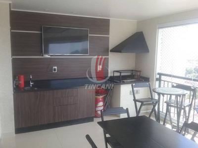 Apartamento Padrão Para Venda No Bairro Jardim Piqueroby, 2 Dorms, 1 Vaga, 84 M - 3788